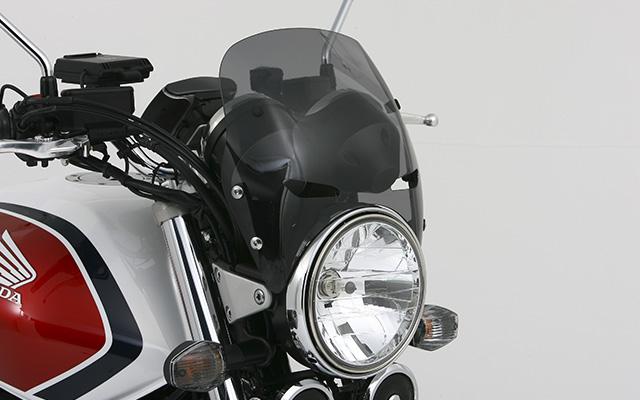 【送料無料】【ホンダ】【Honda】【CB400SF / CB1300SF】メーターバイザー【08R70-MFP-600】【CB400 SUPER FOUR / CB1300 SUPER FOUR】 スーパーフォア