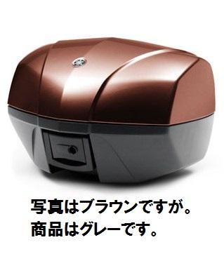 【モトコ(motoco)】 FRJ専用トップケース 39L グレー FJR1300【Q5KMTC002132】