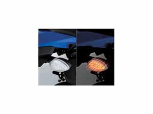 【送料無料】【ヤマハ純正】 LEDクリアウィンカーキット2 YZF-R1(1KB) FZ1 FAZER 【Q5KYSK001X05】【YAMAHA】