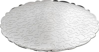 ALESSI ドレスド ラウンド トレー tray 送料無料カード決済可能 round 35cm Dressed セール特価品