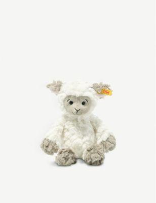 STEIFF ソフトカドリーフレンズ 実物 リタ ラム ソフトトイ 20cm Soft Lita toy 最新アイテム soft Friends Cuddly Lamb