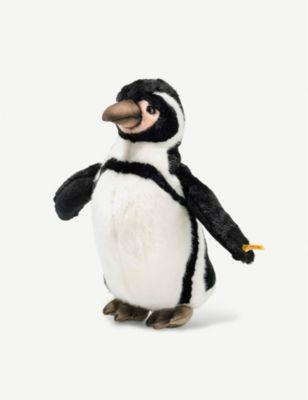 STEIFF ナショナルジオグラフィック フミ フンボルトペンギン ソフトトイ 35cm National 日時指定 いつでも送料無料 Hummi penguin soft Humboldt Geographic toy
