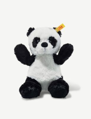 STEIFF ミンパンダ ソフトトイ 数量は多 18cm toy panda [再販ご予約限定送料無料] soft Ming