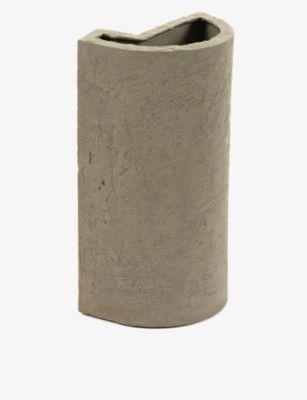 SERAX FCK インテリア 上質 バウ コンクリート ベース 特価 concrete 29cm Interior Bau vase
