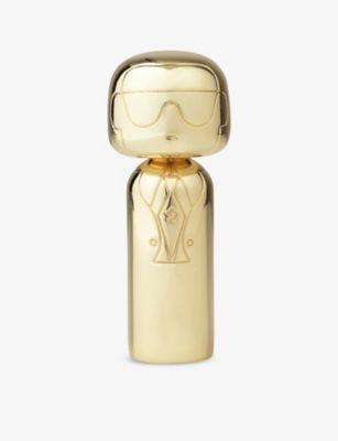 おしゃれ 送料無料/新品 LUCIE KAAS スケッチ インク カール レガーフィールド ウッデン コケシ ドール 14.5cm Karl doll kokeshi Sketch Lagerfeld Inc limited-edition