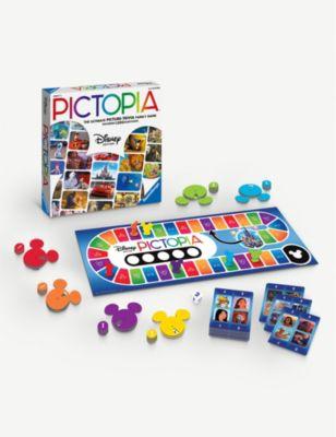 BOARD GAMES 高い素材 ピクトピア ディズニー 春の新作シューズ満載 エディション Pictopia? game Edition ゲーム Disney
