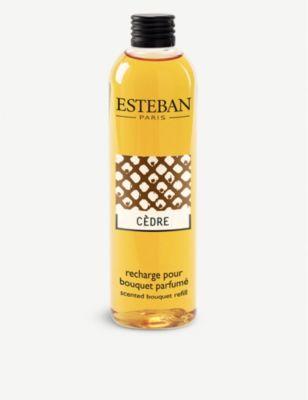 おすすめ特集 ESTEBAN セール特価 セドレ センテッド リフィル refill scented Cedre