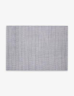 低価格 CHILEWICH マーケティング サチ テラストランダ プレイスマット 35.5cm x TerraStrand?? 48cm Thatch placemat