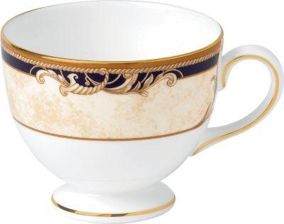 WEDGWOOD コーヌコピア 卸売り ティーカップ レイ Leigh いつでも送料無料 10.2cm Teacup Cornucopia