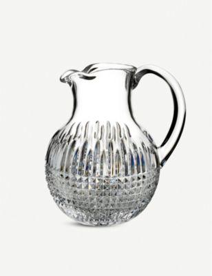 WATERFORD リズモア 安全 ダイアモンド ピッチャー 24.8cm Diamond 70%OFFアウトレット pitcher Lismore