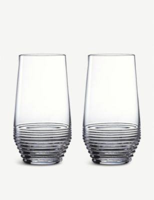 WATERFORD 商品追加値下げ在庫復活 ミクソロジー サーコン ハイボール グラス 2個セット Mixology ギフト プレゼント ご褒美 crystal glasses set two Circon Hiball of