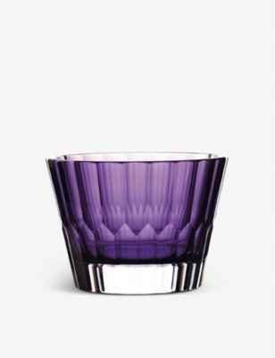 WATERFORD ジェフ リーサム アイコン クリスタル ボウル crystal 16cm 上等 Icon Leatham Jeff 国内正規総代理店アイテム bowl