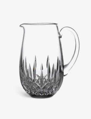 WATERFORD リズモア 新作からSALEアイテム等お得な商品 満載 ヌーボー クリスタル ピッチャー 2L Lismore crystal 本日限定 Nouveau 2l pitcher