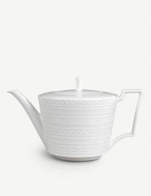 WEDGWOOD インタグリオ ティーポット 13cm Intaglio teapot 13cm