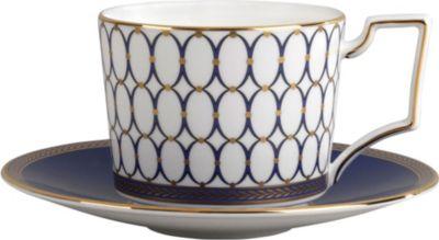 正規取扱店 WEDGWOOD ルネサンス 即出荷 ゴールド ティーカップ Renaissance teacup Gold