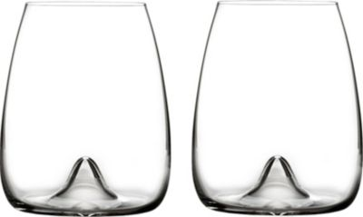 WATERFORD [ギフト/プレゼント/ご褒美] エレガンス 爆買い送料無料 ステムレス ワイングラス 2個セット Elegance stemless two glasses set of wine