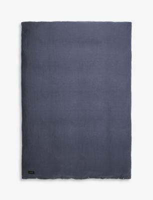 MAGNIBERG マザー リネン ダブル デュベカバー 200cm メーカー公式 x200cm cover duvet #BLUSHGREY x linen Mother double オンラインショッピング