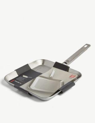 ZWILLING J.A HENCKELS シグマ 注文後の変更キャンセル返品 グリル パン pan grill 賜物 Sigma