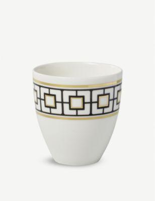VILLEROY 超安い BOCH メトロシック プレミアムボーン ポーセレイン ティーカップ MetroChic 高価値 tea #MULTI-COLOURED Porcelain Premium Bone cup