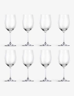 RIEDEL ヴィノム シャブリ シャルドネ グラス 8個セット 今だけスーパーセール限定 Vinum eight set of glasses Chardonnay 出群 Chablis