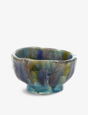 SERAX キャロールデシルヴァ ストーンウェア ボウル 激安格安割引情報満載 21cm bowl Silva stoneware De 値下げ Calor
