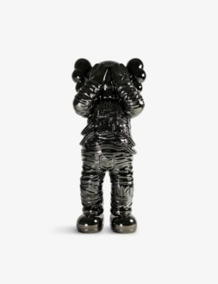 LOUGHER CONTEMPORARY KAWS: ホリデー 定価 スペース コンパニオン Space 29cm Holiday companion #BLACK 入荷予定