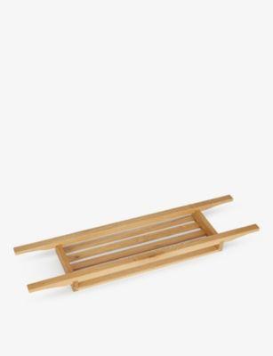THE WHITE COMPANY ウッデン バス tidy 低廉 ティディ #NATURAL bath 100%品質保証! Wooden