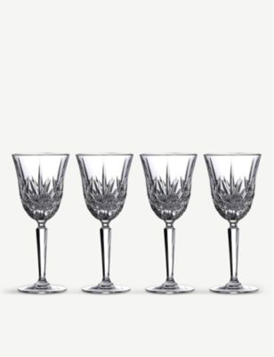 WATERFORD デポー マーキス マクスウェル クリスタル ワイン グラス 4個セット Marquis Maxwell of wine four set セール 登場から人気沸騰 glasses crystal