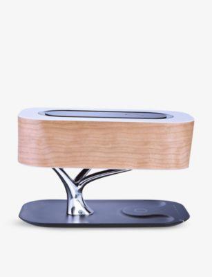 THE TECH 期間限定で特別価格 BAR ツリー キ ブルートゥース スピーカー Qi ランプ Lamp Speaker Tree お気にいる Bluetooth