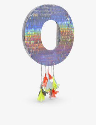 MERI 0 グラフィック パーティー party pi?ata holographic お歳暮 正規認証品!新規格 ピナータ