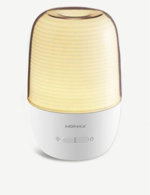 春の新作 THE 激安☆超特価 TECH BAR モーマックス フィール アロマセラピー lamp Aromatherapy ランプ Feel Momax