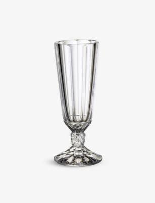 VILLEROY BOCH オペラ クリスタル シャンパーニュ 通販 激安◆ フルート OUTLET SALE 4個セット set champagne four Opera of flute crystal
