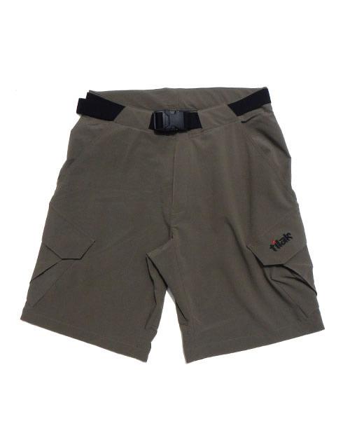 《Tilak・メンズ》ティラックODIN Shorts(オディンショーツ)カーキ色(XS/S/M/Lサイズ)【送料無料】※タクティカルラインのストレッチショーツ。