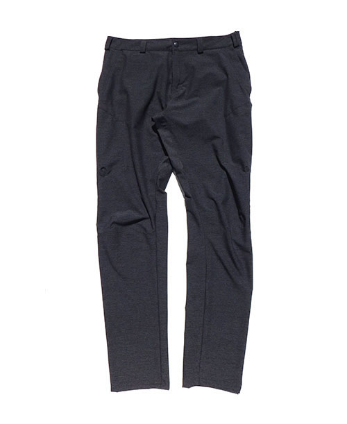 《POUTNIK・メンズ》ポートニックHIKER LIGHT Pants(ハイカーライトパンツ)N.グレー色(S/M/L/XLサイズ)【送料無料】【後払決済不可】※超ストレッチ素材の機能性パンツ。