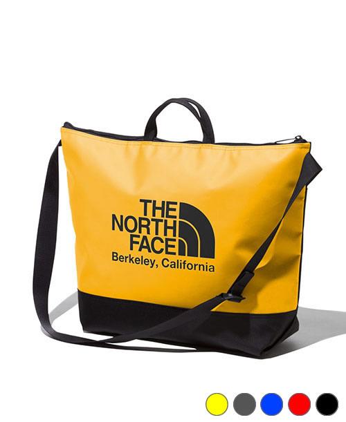 《THE NORTH FACE》ザ・ノースフェイスBCショルダートート(NM81958)SG・AG・MB・TR・K色【送料無料】【後払決済不可】※耐久性の高いショルダーバッグ。