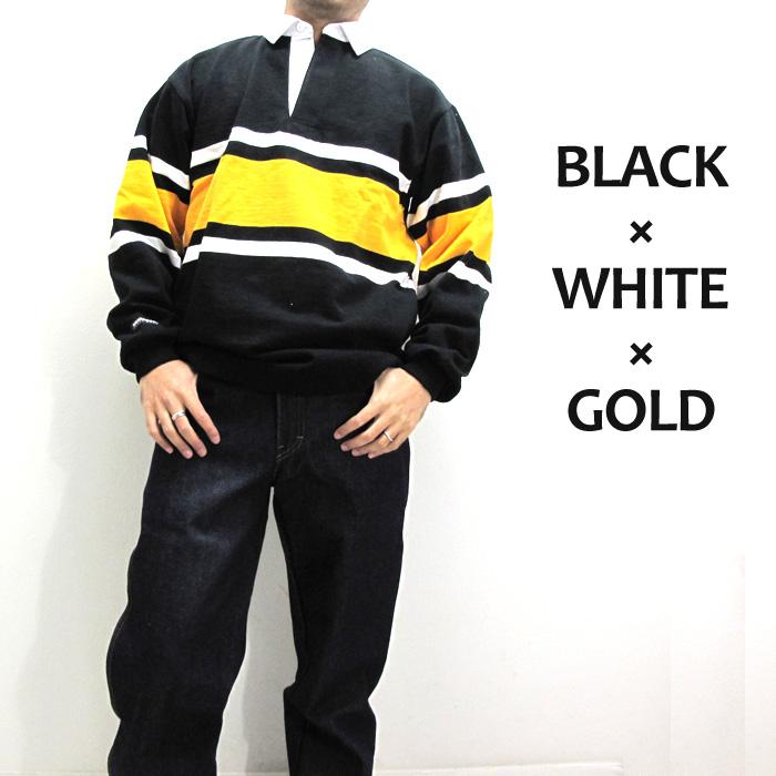 Black And Gold Ralph Lauren Shirt