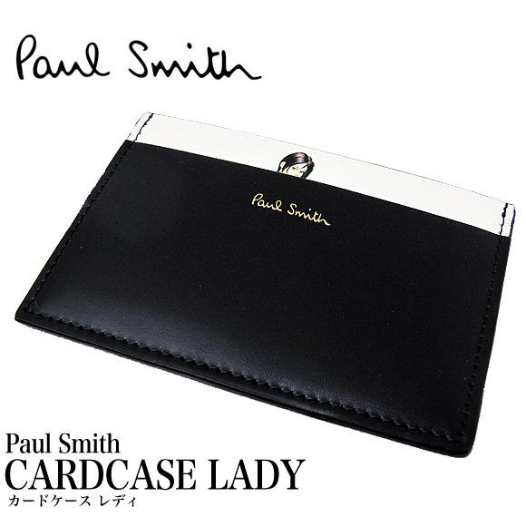 Paul Smith ポール・スミス カードケース レディ ASPC 4768-W762CARDCASE LADY