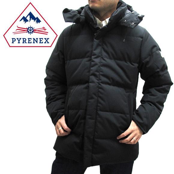 PYRENEX ピレネックス BELFORT INT'L JACKET HMM040 ベルフォールジャケット メンズ フェザー ダックダウン