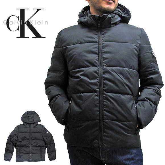 Calvin Klein Jeans カルバンクラインジーンズ41J1541 メンズ パファージャケット PUFFER JACKET ダウンジャケット 中綿ジャケットメール便不可