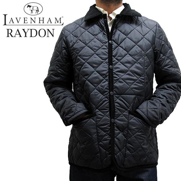 ラベンハム キルティングジャケット LAVENHAMRAYDON(レイドン) メンズ キルティング コートMENS QUILTING JACKET
