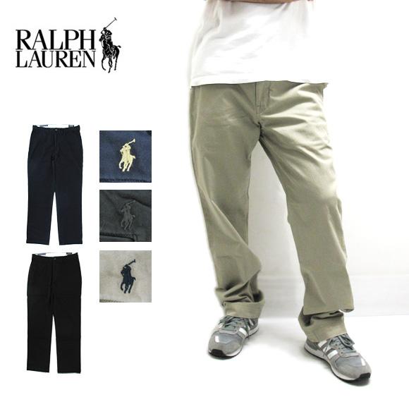 Men/'s Polo Ralph Lauren CHINO Pants Stretch SLIM FIT White W30-40 L30-34