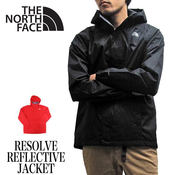 24c11ef85d THE NORTH FACE ノースフェイスボーイズリザルブリフレクティブジャケット NF0A3CR9 BOYS RESOLVE REFLECTIVE  JACKET ...