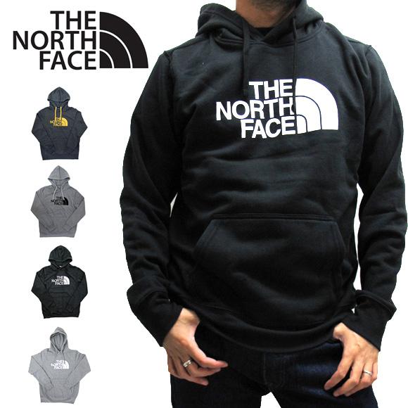 THE NORTH FACE ノースフェイス パーカー NF0A3FR1 ハーフドーム プルオーバー 長袖 パーカー スウェット HALF DOME PULLOVER HOODIE 【メール便不可・メンズ】