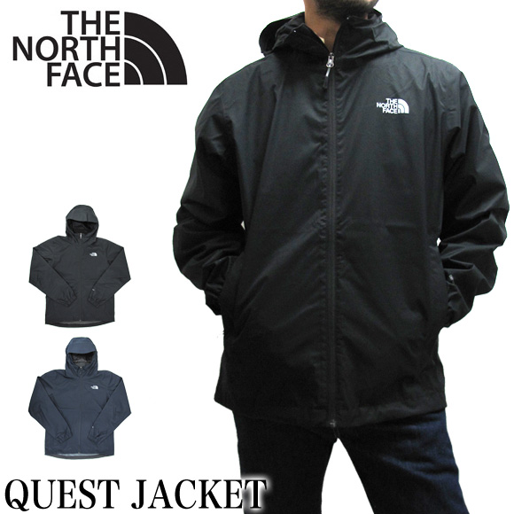 Super Qualität Spitzenstil Genießen Sie kostenlosen Versand THE NORTH FACE North Face nylon jacket TOA8AZ QUEST JACKET quest jacket  mountain parka 02P03Dec16