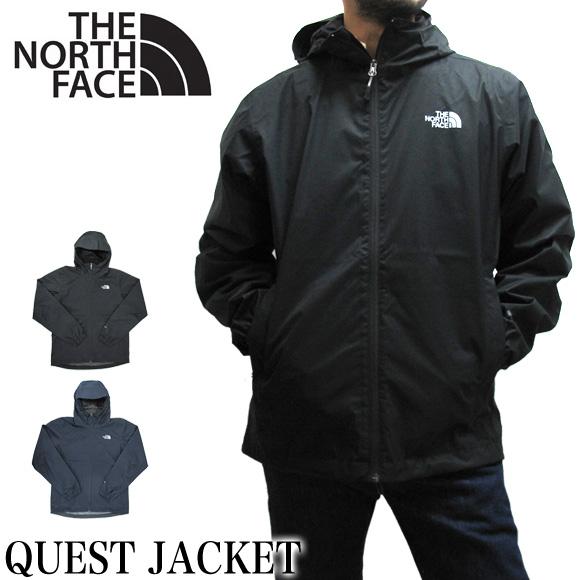 THE NORTH FACE ノースフェイス ナイロンジャケット TOA8AZ QUEST JACKET クエストジャケット マウンテンパーカー 02P03Dec16
