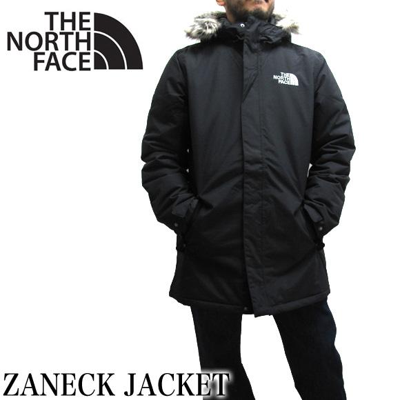 THE NORTH FACE ノースフェイス ファーフード付きジャケット ザネックジャケット T92TUI ZANECK JACKET NF0A2TUI
