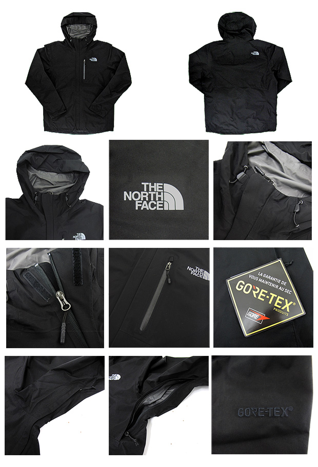 THE NORTH FACE North Face Gore Tex nylon jacket NF0A2VE8 men's doh re sly trick jacket MENS DRYZZLE JACKET GORE TEX GORE TEX GORETEX Gore Tex mountain