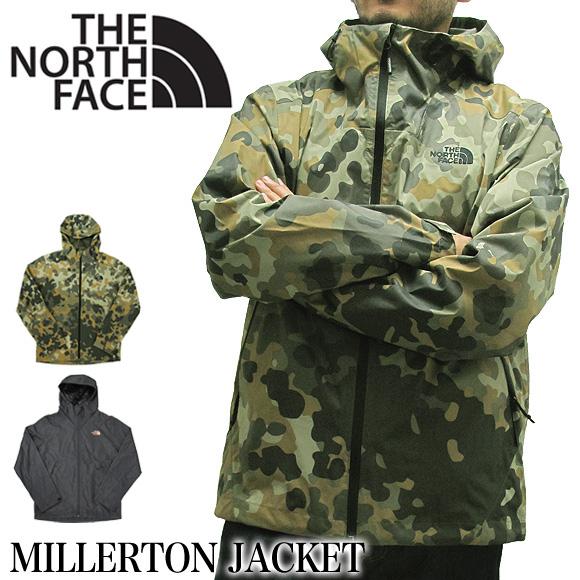 THE NORTH FACE ノースフェイス ナイロンジャケット NF0A33Q6 メンズ ミラートンジャケット MENS MILLERTON JACKET