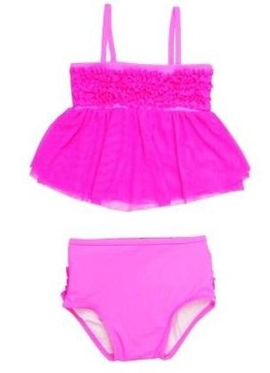 cb581cf3b1612 globon: Ruffle Butts Tankini pink raffle bats swimsuit tankini pink ...