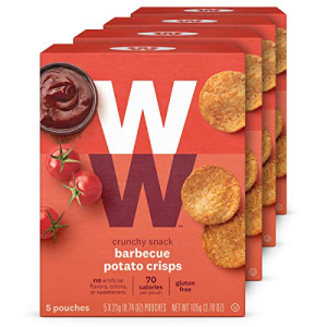 輝く高品質な WWバーベキューポテトチップス-グルテンフリー、2 SmartPoints-4ボックス(合計20カウント)-重量ウォッチャーの再考 WW Barbecue Potato Crisps - Gluten-free, 2 SmartPoints - 4 Boxes (20 Count Total) - Weight Watchers Reimagined, 花水木 40f4f01d